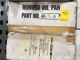Moroso Oil Pan