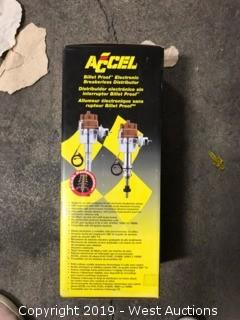 Accel Performance Replacement Distributor P/N 58300