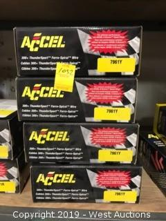 Accel 300+ Ferro-Spiral Wires - Yellow