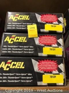 Accel 300+ Ferro-Spiral Wires - Yellow