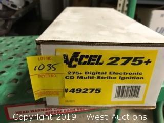 Accel 275+Digital ElectronicCD Multi-Strike Ignition