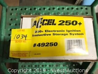 Accel 250+ Electric Ignition Inductive Storage System