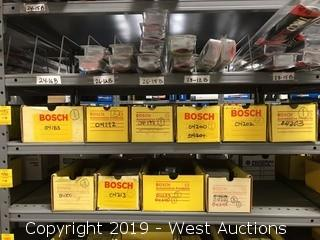 (8) Assorted Bosch Parts
