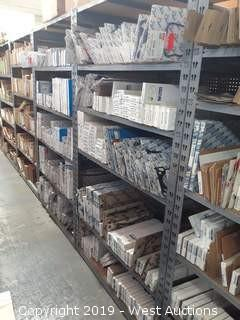 (1)  Rack of Apex And Ajusa Gaskets (Over $1,500 Value)