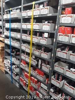 (1)  Rack of Carlson Brake Hardware