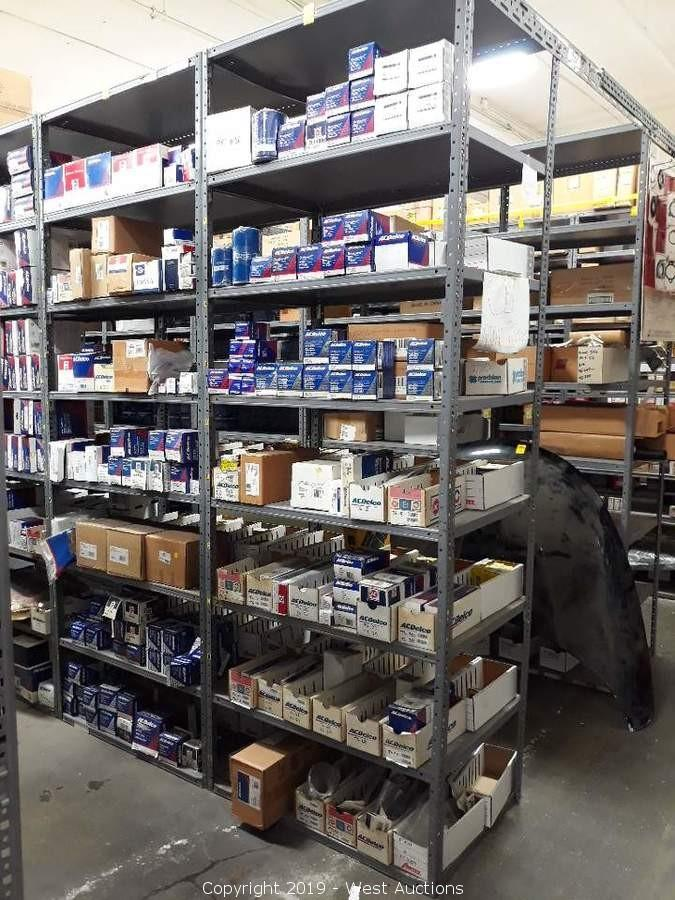 Complete Liquidation of Kohlweiss Auto Parts (Part 3)