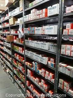 (2) Racks of Dorman Parts (includes lot DOR2395)