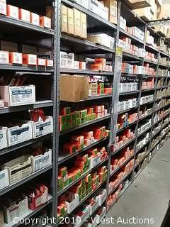 (1)  Rack of Dorman Parts