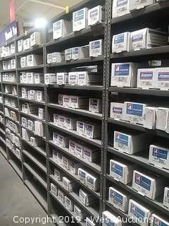 A Rack of A-1 Cardone Parts