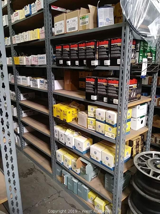 Complete Liquidation of Kohlweiss Auto Parts (Part 4)