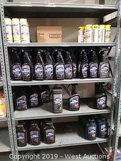 Bulk Lot: (4) Shelves B'laster Tool Conditioner & DuPont Teflon Products