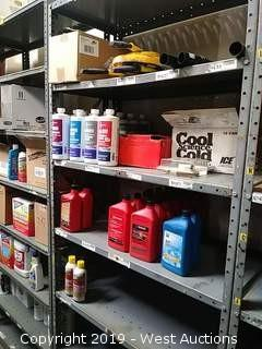 Bulk Lot: ArmorAll Dusters, Funnels, Trans Fluid, Boat detailing Products