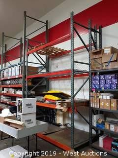 (1) Section Of 11' Pallet Racking