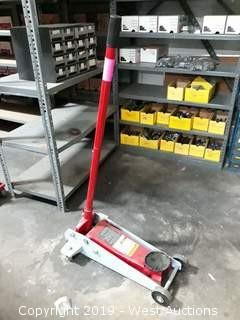Larin LY-3 2.5 Ton Floor Jack (Does Not Jack Up)