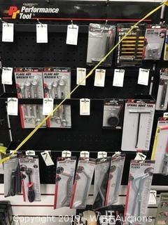 Performance Tool Hand Tools & Peg Board