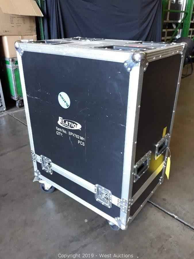 Online Auction of Audio Visual Equipment