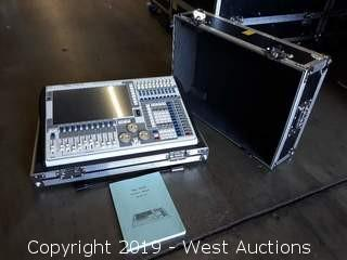 Tiger Touch Version 10 Lighting Console With Road Case