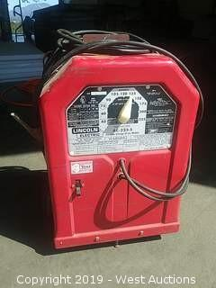 Lincoln Electric AC-225-S Variable Voltage AC Arc Welder