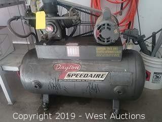 Dayton Speedaire 22 Gallon Air Compressor