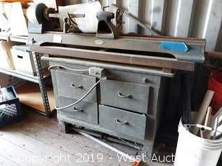 Vintage Craftsman Lathe