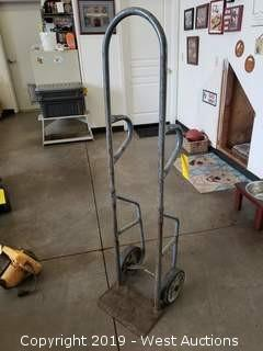 Solid Wheel Dolly