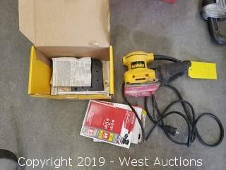 DeWaltDW411 Palm Grip Sander