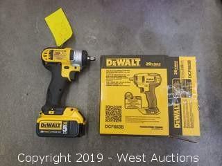 """DeWalt DCF883B 3/8"""" Impact Wrench"""