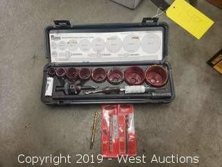 Morse Maintenance Hole Saw Kit No. AV100