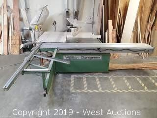 Wadkins Bursgreen CP32 Sliding Panel Saw