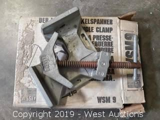 Bessey WSM9 Welders Angle Clamp