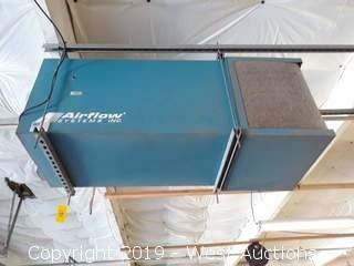 Airflow Systems Inc. Indoor Filtration System