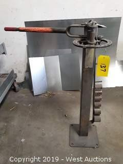 Lockdown Industries B2516 Manual Pipe And Tube Bender