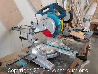 "Makita LS1018 10"" Sliding Compound Miter Saw"