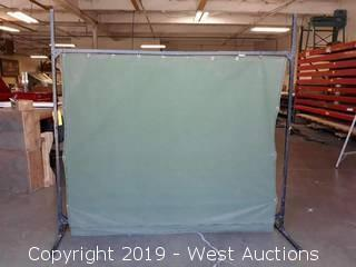 Wilson Industries 6' Welding Curtain