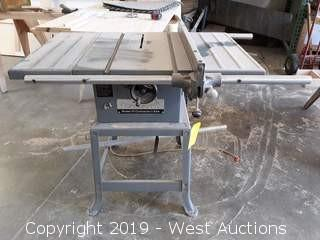 "Delta 34-410 10"" Table Saw"