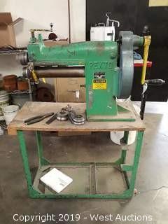 Pexto 0617-B 18 Gauge Bead Roller