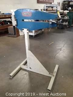 2006 Baileigh Industries BR-18M-24 Bead Roller
