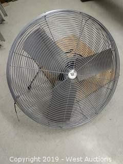 "TPI ACH30-0 Industrial Fan 30"" Diameter"