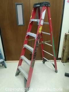 Werner 6306 6' Aluminum Ladder