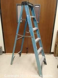 Werner 6' Aluminum Ladder