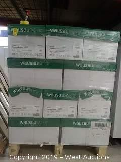 "(1) Pallet of (32) Cases of Wausau 68881 Exact, Natural Color, 8-1/2"" x 11"" Paper"