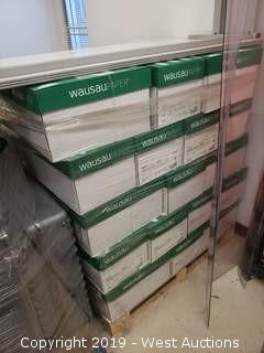 """Pallet of Wausau 8-1/2"""" x 11"""" Paper"""