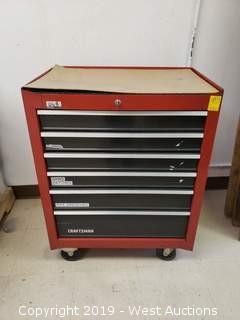 "Craftsman Rolling Tool Box 27"" x 18"" x 29""H"