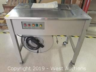 1997 Semi-Automatic Polypropylene Strapping Machine