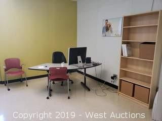 Contents On Office (No Electronics Included)