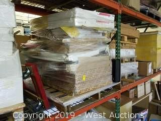 Pallet Of Assorted Size/Style/Color Paper