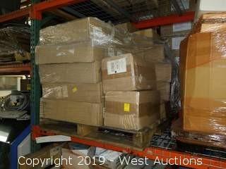 Pallet Of Commercial Printer Pressure Rolls