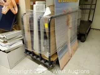 """Material Cart 48"""" x 21"""" x 27"""" (CART ONLY)"""