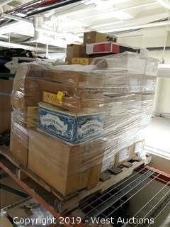 HP LaserJet M3035 MFP And Cart