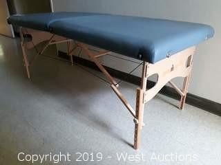 Ironman Portable Massage Table